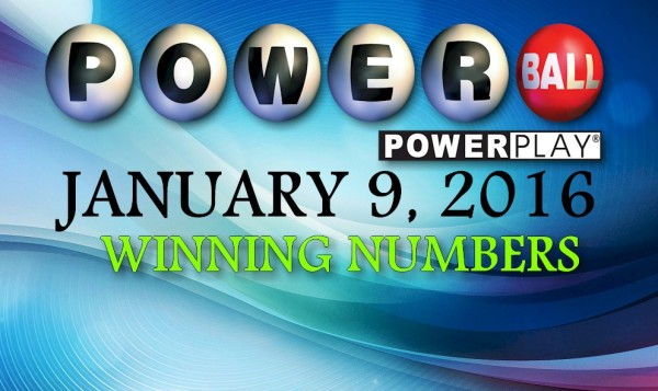 powerball-winning-numbers-january-9-2016-results-tonight-last-night