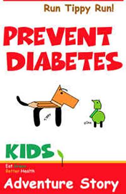 run_tippy_run_diabetes_health_book_for_kids