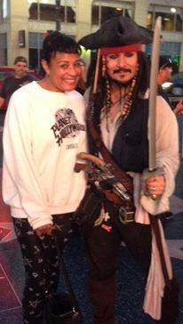 D and Jack Sparrow
