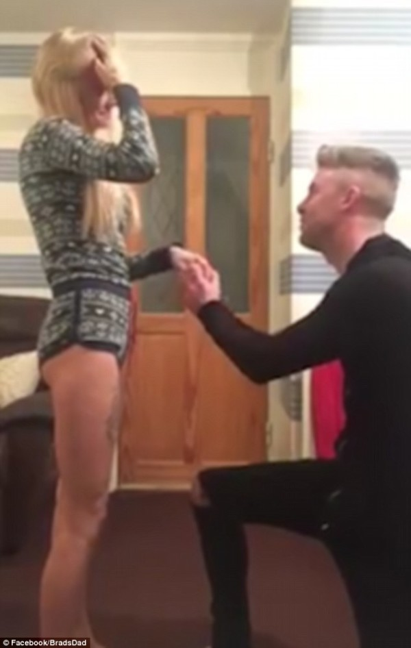 Proposal, fake