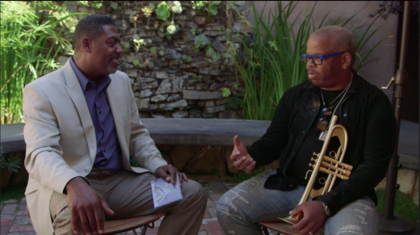 Terence Blanchard and LeRoy Downs, The Jazz Creative