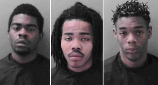 murder suspects ask for followers on social media