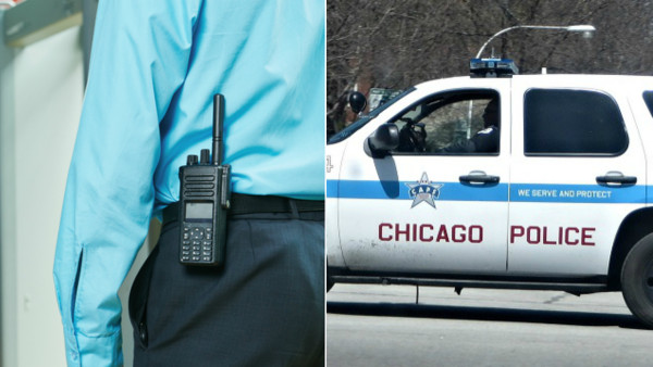 Chicago cop,dispatch