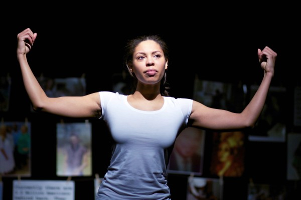 "Actor Ciera Payton presents a powerful excerpt from her one-woman play, ""Michael's Daughter,"" where she shares insight on her relationship with her father while he was imprisoned."