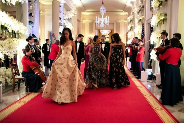 Just look at those dresses!!!