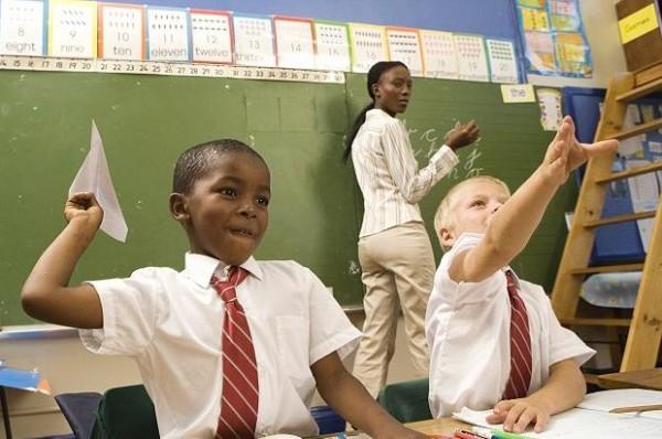 Classroom disruptive kids