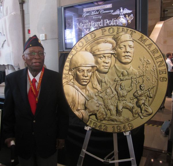 Marion Meredith Beal was the recipient of the Congressional Medal of Honor for his service in the Marine Corp from 1943-1945