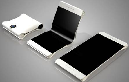 smartphone, foldable