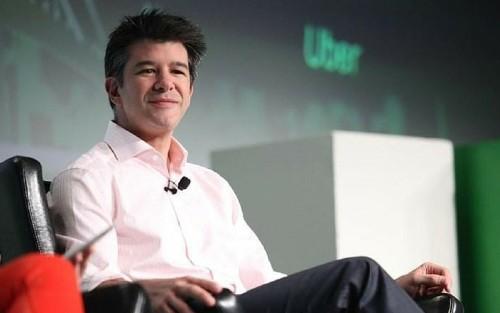uber founder