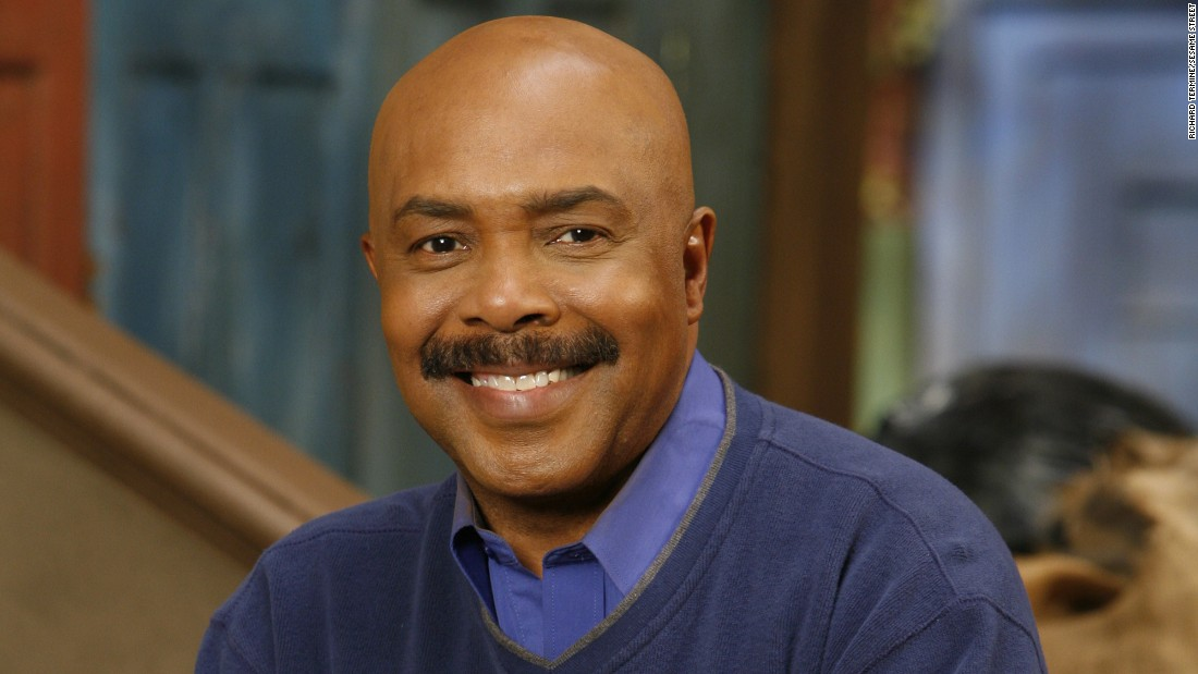 "Roscoe Orman, 72, who'd played ""Gordon"" on Sesame Street since 1974."