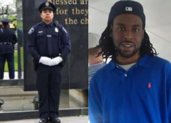 Officer Jeronimo Yanez (L) and shooting victim, Philando Castile (R)