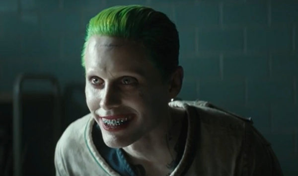 "Jared Leto plays ""The Joker"" in the film. But one fan feels he should have had more screen time."