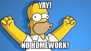 wwp no homework nights