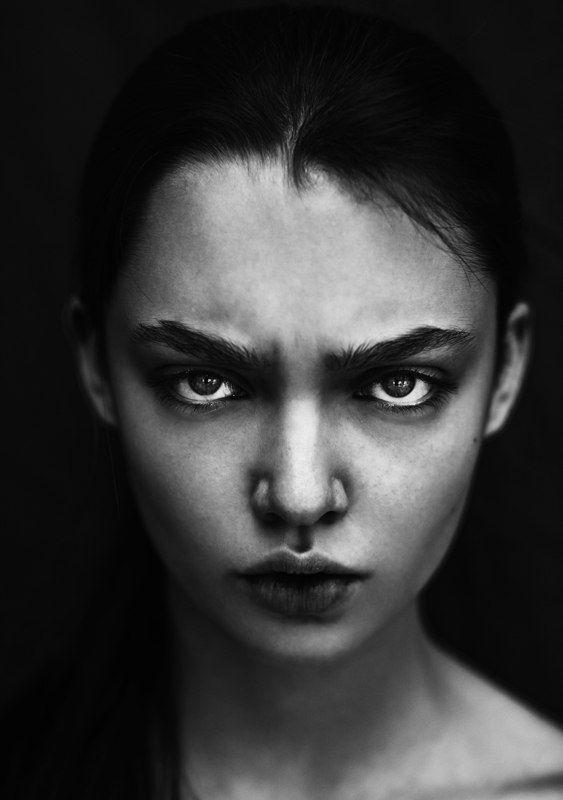 bitter-woman