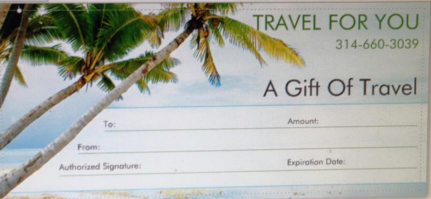 travel voucher certificate templates