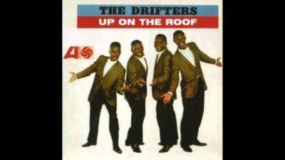 the-drifters-up-on-the-roof