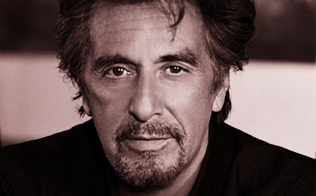 The legendary Al Pacino