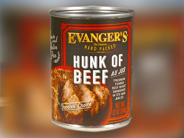 evangers dog food