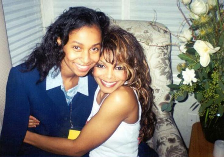 Is Janet Jackson the mother of Kristina DeBarge...Potentially?