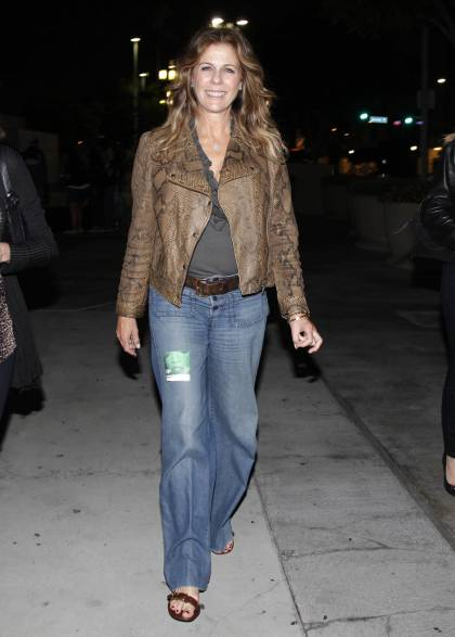Rita Wilson, Tom Hanks wife