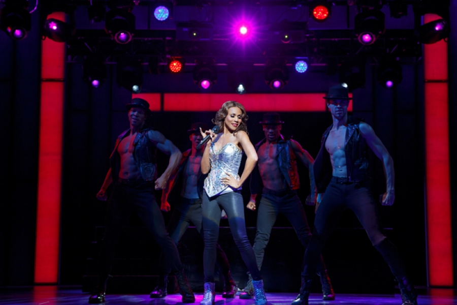 Deborah Cox in The Bodyguard