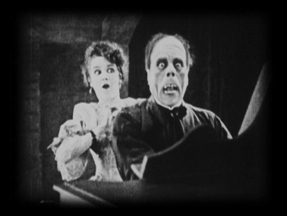 "Heartbreakingly, Michaels greeting reminded me of this moment in the 1925 version of ""The Phantom of the Opera"""