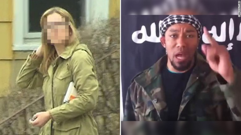 Daniela Green married Isis Terrorist
