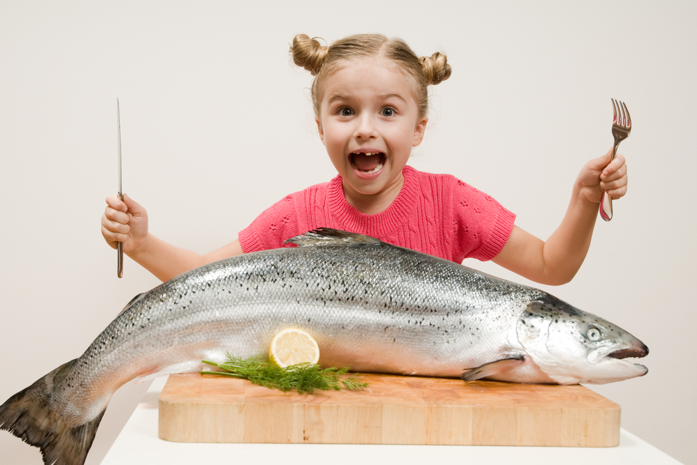 This one ate fish every day for a year to test health for Health benefits of fish