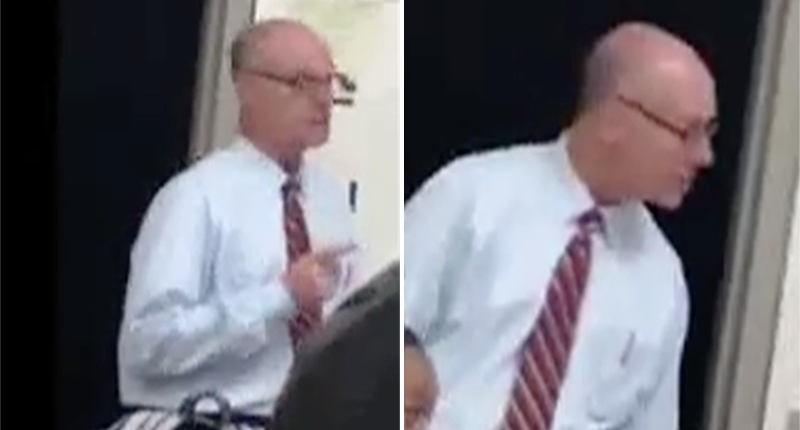 Watch: Did This White Teacher Tell His Black Student He'd ...