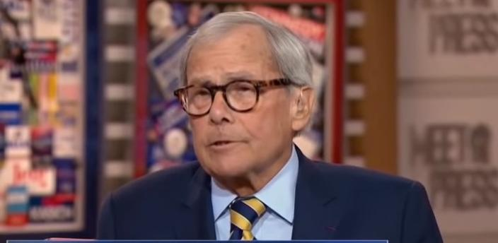 tom brokaw - screenshot